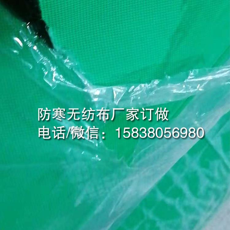 防寒无纺布开始大量供货了